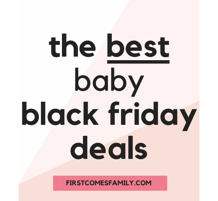 the best baby Black Friday deals 2019